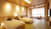 【四季亭】ローベッド和室10畳<禁煙>|リニューアル客室