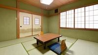 和室8畳(バス・トイレ無し)