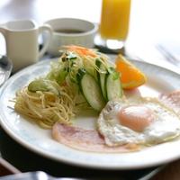 """【朝食付】おばちゃん達 手作りの元気""""朝ごはん""""プラン◆ゆっくりお膳朝食!"""
