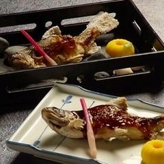 【夏の蔵王◆夏を味わう旬味覚】岩魚の塩焼き&山形の味会席を堪能♪冷たい生ビール1杯付