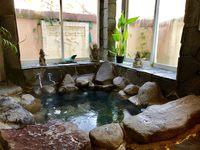 【秋限定お得プラン】バリ島気分たっぷりの広めのお部屋でバリ料理と貸切岩風呂で大満足!