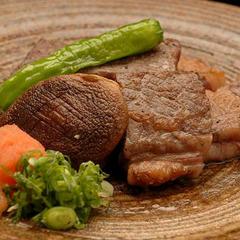 【お料理重視】お肉料理・お魚料理からメイン料理をチョイスする『八景極上会席』