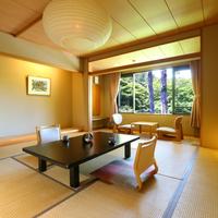 【新館■和室10〜12.5畳】ゆったり寛ぐ人気のお部屋