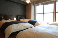 1ベッドルームアパートメント(501号室)