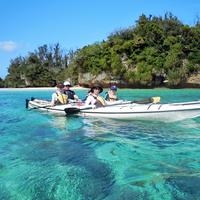 【カヤック&シュノーケリング】沖縄のきれいな海でアクティビティプラン<2泊3日>