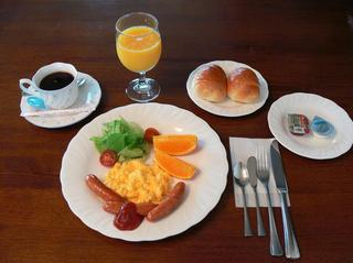 朝食付プラン(ウインターシーズン)