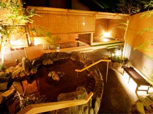 天然温泉「極楽湯」入浴券付きプラン 素泊り