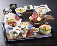 【ご夕食&ご朝食付】季節のディナー付宿泊プラン 日本料理 あしび 5,900円御膳