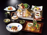 【♪お子様プレート特典付き♪】ファミリー応援プラン 日本料理<あしび>夕食付き