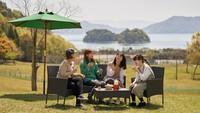 【貴方のフィールドは、きっと!ここにある】黒鯛御膳+オールインクルーシブ+広島レモンセットお土産付き