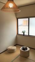 【家族同室】ひがし茶屋街すぐそばに、お友達と一緒に楽しく滞在できるトリプルルーム金沢城部屋