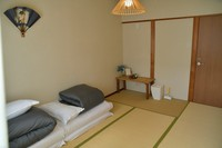 ひがし茶屋街すぐそばに、連泊10%オフプラン/お友達と一緒に楽しく滞在できるトリプルルーム金沢城部屋
