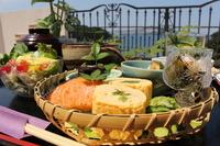 【夕食・朝食付き】BBQシーズン目前!夕食はテラスで海鮮バーベキュー&朝食付きプラン