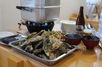 【11月〜4月  夕食・朝食付き】冬と言えば牡蠣♪鳥羽浦村♪蒸し牡蠣食べ放題&朝食付きプラン