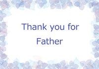 ★【期間限定:父の日プラン】「感謝」と「願い」を伝える特別な一泊二食付きプラン