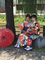 【着物レンタルプラン】 京都の街並みを着物で優雅に♪ 素泊まり  《禁煙》