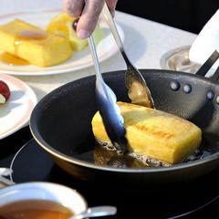 【オルタンぬいぐるみプレゼント】人気のフレンチトースト朝食&眺望確約特典付(朝食付)