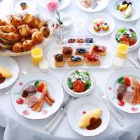【贅沢なお目覚めを】憧れのスイートで堪能する特別な朝食〜Royal Breakfast〜(朝食付)