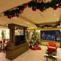 【1日1室限定/クリスマスディナー】74平米Christmas Tree Suite(夕朝食付)