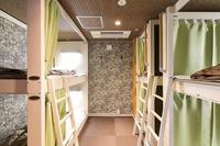 8人部屋(バス・トイレ共用)