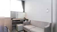 【3名1室】\デラックスツインルーム/大きな窓から新幹線が見えるお部屋(朝食付き)