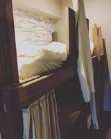 男女混合ドミトリー6人部屋