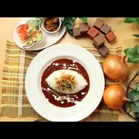 【一泊二食付】当館人気♪淡路島カレー他3種から選べるセレクトプラン<ドリンク付>