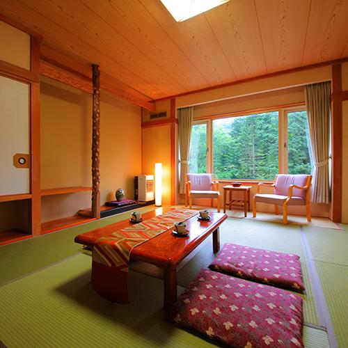 Mori no Yu Sanseikan, Noboribetsu
