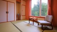 【-和室6畳<禁煙>-】〜コンパクトな客室でお手軽に宿泊〜