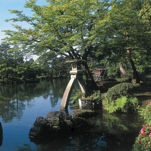 【兼六園入園券&おだんご券付き】金沢観光応援プラン!《朝食付》