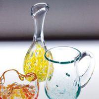 【ガラス作り体験】選べるガラス作り体験!月夜野びーどろパークで思い出作りプラン