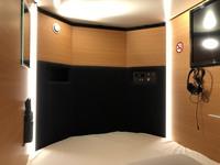 【男性フロア】ベッド下段 エコノミーキャビン<相部屋タイプ>