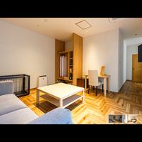 【TypeB】リビング・寝室セパレート洋室ツインルーム
