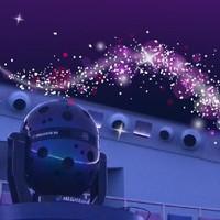 【富士川楽座X呉竹荘】帰り道には夜空の旅を!プラネタリウム観覧チケット付きプラン【朝食付き】