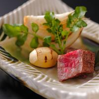 関西随一の酒処「伏見」や京都の地酒を利く日本酒三種飲み比べ付★特選御食国懐石(二食付)