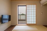 【和室】シングルルーム 【禁煙】13平米