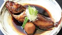 伊勢海老のお造り&鮑の陶板焼き&金目鯛の煮付け付プラン