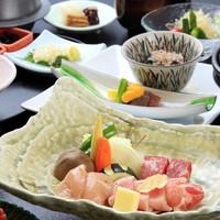 「静岡県3種肉陶板焼き」≪静岡県産国産牛、ふじのくに、いきいきどり≫