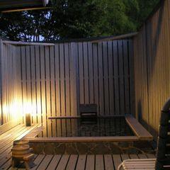 【さき楽28・1棟3000円OFF】♪露天風呂付きコテージで過ごすファミリー、グループプラン