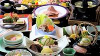 【お食事の密回避】夕朝食をまったり個室で!ご夕食は当館の一番人気・旬彩会席<安芸コース>★