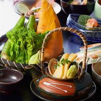 【さき楽45】45日前までがお得★厳選食材を使用した旬彩会席<安芸コース>が特別価格!