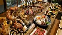 ≪特別囲炉裏会席≫夕食は旬の山・海の幸を囲炉裏でお楽しみください♪