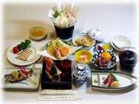 選べる季節の夕食プラン(会席膳)