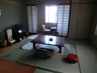 ★和室8帖バス・トイレ付健康寝具