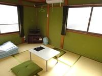 【和室】石山の隠れ家的な長屋住宅