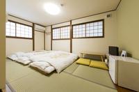 和室7.5畳【禁煙】【アウトバス・トイレ】