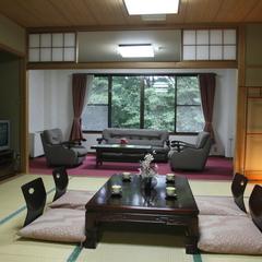 【本館★特別室限定】那須でご褒美旅行!大理石のお風呂付「りんどう」「かえで」のお部屋がお得にっ♪
