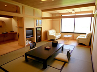 【グレードUP】 1泊2食付◆新潟の名産の質にこだわった贅沢プラン≪源泉檜風呂付きのお部屋≫