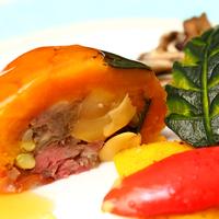 ◇全国大会1位◇肉料理コンテストの料理を味わう<甲州味景色>♪