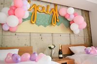 【お祝い】デコレーションルームで誕生日・記念日のお祝い!お祝い内容に合わせて装飾追加OK(朝食付き)